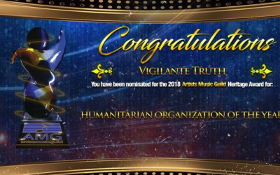 WE ARE NOW AN AMG HERITAGE AWARD WINNING ORGANIZATION!